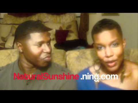 On The Couch With Sunshine & M | Natural Hair is Not Grown And Sexy?!