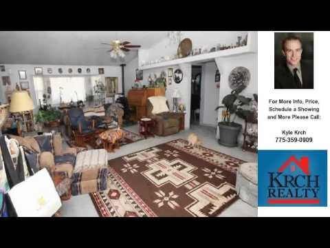 340 Little Washoe Drive, Carson City, NV Presented by Kyle Krch.