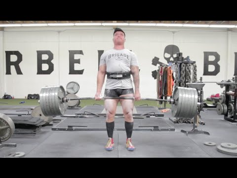STAFF MOCK MEET - DEADLIFTS w/ COMMENTARY