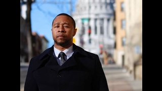 Jarrett Adams served nine years– now he's a lawyer fighting wrongful convictions