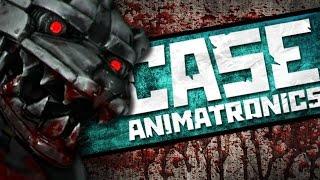 Fui Pego no Banheiro! - CASE Animatronics
