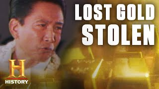 Lost Gold of World War II: Dictator Steals Treasure | History