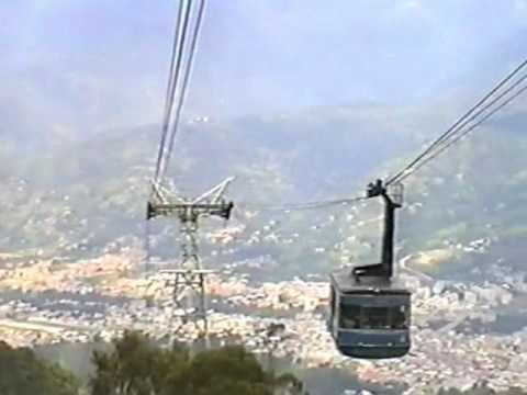 Merida Venezuela - Highest cable car in the world