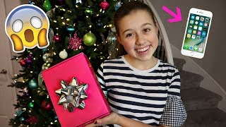 Surprising Our 14 Year Old With A New Phone For Christmas!
