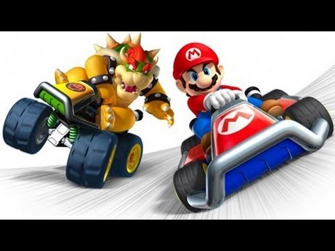 Mario Kart 7 (3DS) - Test / Review von GamePro (Gameplay)