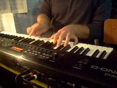 Roland Juno-D (demo)