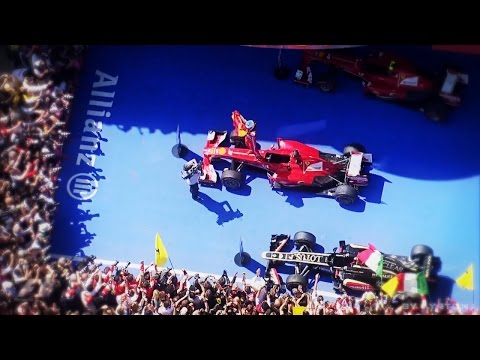 Fernando Alonso - The Spanish Knight
