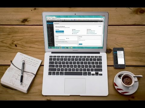 Как создать бесплатный сайт на WordPress
