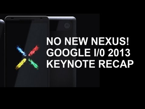 No new Nexus? Why Google was right to not show new Android phones and firmwares