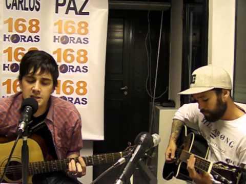 Mauro y los hijos de la Pocha en 168 Horas Radio Carlos Paz - Parte dos