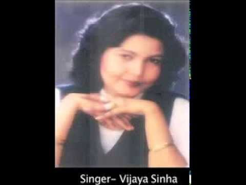 Tera Mera Pyar Amar (singer- Vijaya Sinha) Raw Voice video