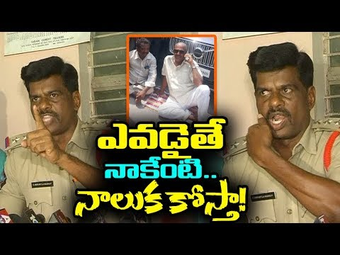 STRONG WARNING To JC Diwakar Reddy | Police Officer Gorantla Madhav STRONG WARNING To JC Diwakar