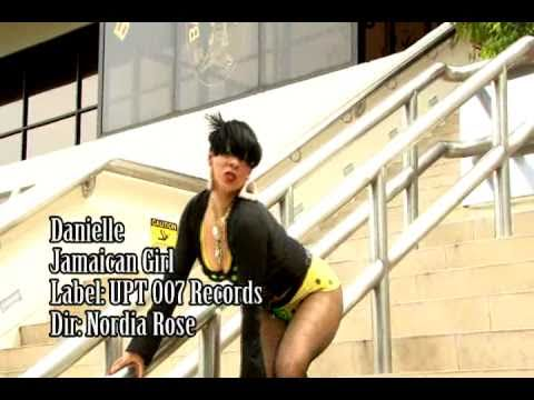 Jamaican Girl [official Music Video] Danielle Di video
