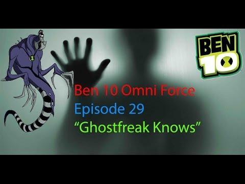 Ben 10 Omni Force video