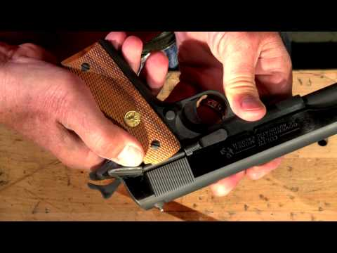 Safety Features of the Colt Model 1911 Series 80 Presented by Larry Potterfield of MidwayUSA