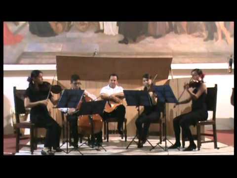 Cuarteto La Perdiz_Lejano Azul. Luis A. Calvo