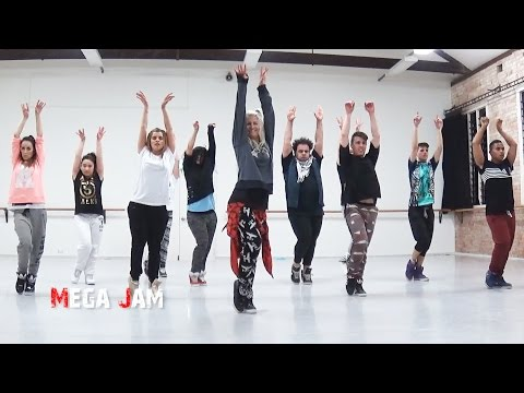 'Bang Bang' Jessie J   Ariana G   Nicki M choreography by Jasmine Meakin (Mega Jam)