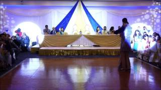 Epic First Wedding Dance