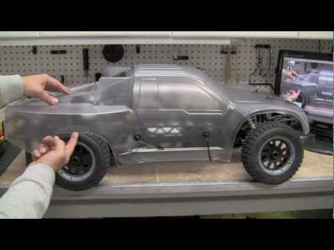 HPI Baja 5SC SS Build Video #50 Page 67-70 LastVideo