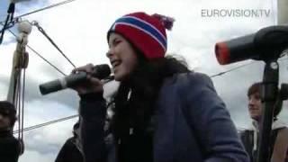 Lena Meyer-Landrut - Satellite - Eurovision Song Contest 2010 akustik