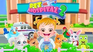 Baby Hazel Game Movie - Baby Hazel Pet Hospital Care - Dora the Explorer
