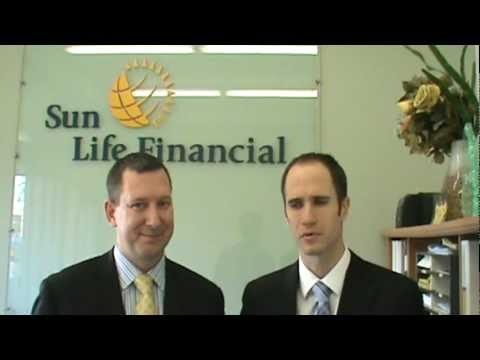 Sun Life Financial Advisors IN THE COMMUNITY - Adam Vandermey & Matt Foulis