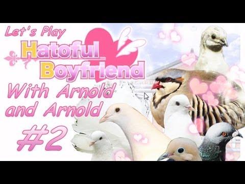 Hatoful Boyfriend W  Arnold & Arnold | Part 2 | Pro-pudding Rights! video