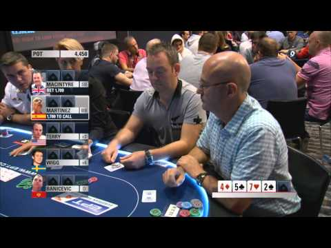 EPT 10 Barcelona 2013 Main Event Episode 1 PokerStars.com HD
