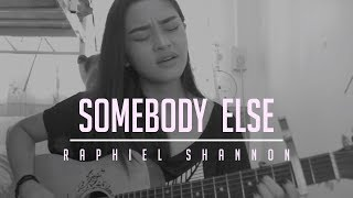 Somebody Else |  The 1975 (Cover)