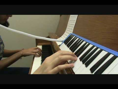 Kingdom Hearts Twilight Town - Lazy Afternoons (Piano and Melodica...