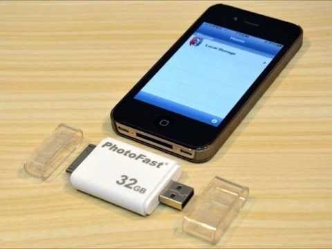 Flash Drive For Iphone Or Ipad Finaly Expandable Memory