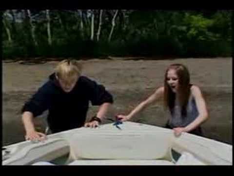 I Will Be - Avril And Evan video