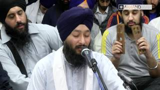 Waheguru Simran - Bhai Jagpal Singh Ji @ Akhand Jaap 1MAR2014 [HD]