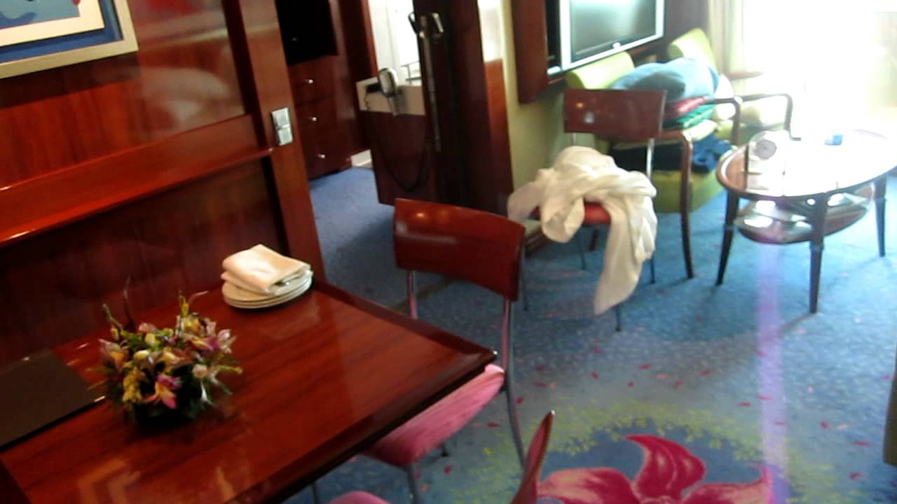 Norwegian Pearl 2 Bedroom Family Suite W Balcony Sc