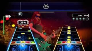 Rock Band 4 The Trooper - Iron Maiden Guitar/Bass/Vocals 691,362