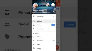 How to delete gmail account in android phone | Bangla Tutorial