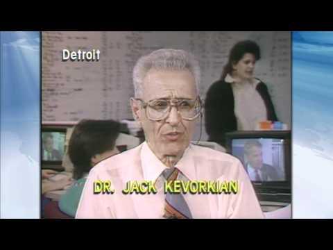 0 Dr. Jack Kevorkian on the Assisted Suicide of Janet Adkins