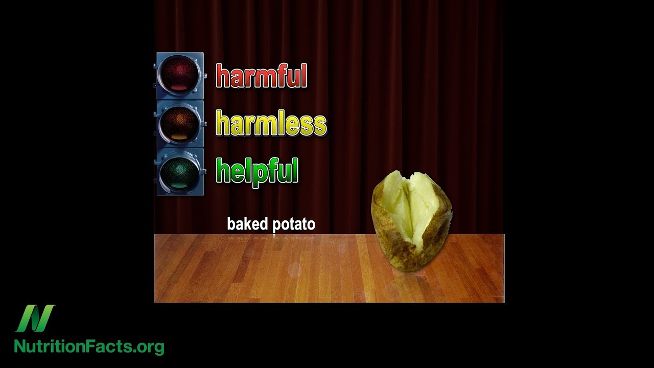 Toxins in Cooked Potatoes?