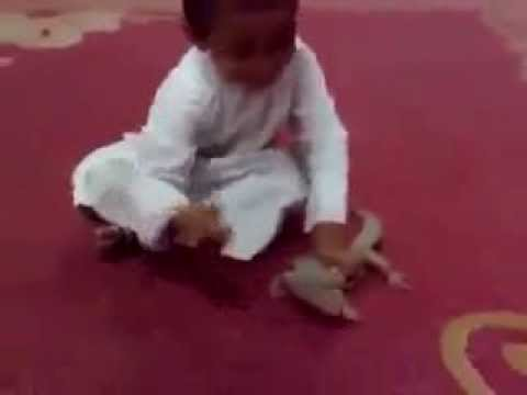 Funny Arabian Boy video