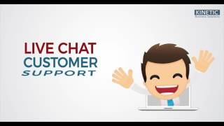 Live Chat Support - Kinetic Business Solutions