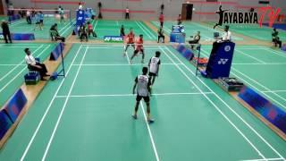 Download Lagu Semi Final MD U-15 Junior Grand Prix 2017 : Galuh/Damas (CWIBC-Jayabaya) vs Renandho/Wirawan (Exist) Gratis STAFABAND
