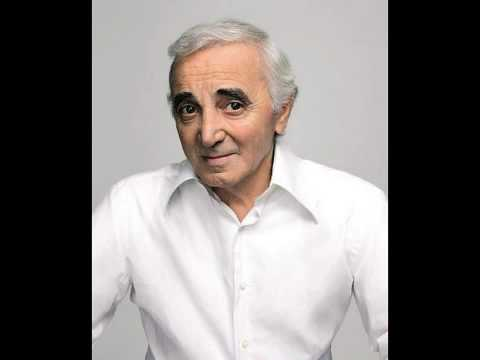 Titelbild des Gesangs L'Enfant Maquillé von Charles Aznavour