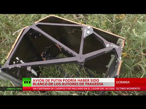 Medios: el objetivo del misil ucraniano podría haber sido el avión del presidente Putin