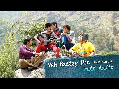 Yeh Beetey Din (Rock Version) - Full Audio Song - Purani Jeans