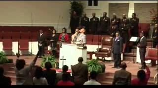 """Pastor K.T. Ellis  Singing ""One more Time"""