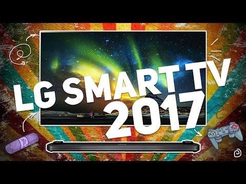 LG SMART TV 2017 И ДРУГИЕ НОВИНКИ