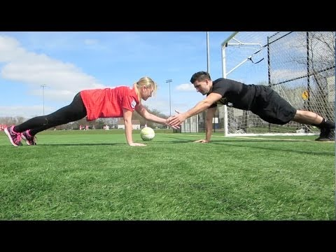 Girlfriend Boyfriend Fitness video