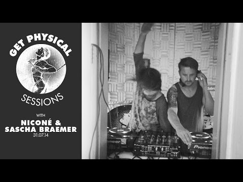 Get Physical Sessions Episode 36 with Niconé & Sascha Braemer
