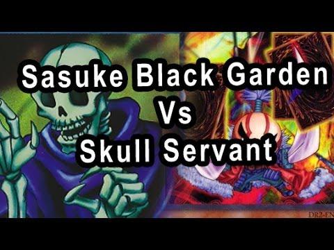 Sasuke Black Garden Vs Skull Servants (Super long)