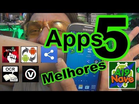 #070 - Os 5 melhores aplicativos para Android - #A19-102